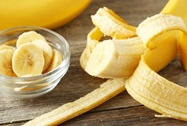 вывести пятна от банана