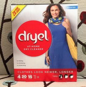 DRYEL для одежды