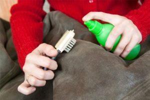 как почистить одежду