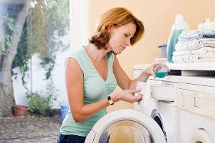 как стирать перчатки в машинке