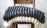 Как постирать большой тяжелый плед в домашних условиях?