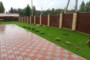 Как отмыть тротуарную плитку от цемента и следов раствора