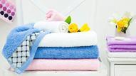 как сделать полотенца вновь мягкими