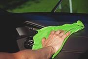 чистку салона автомобиля