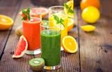 вывести пятна от фруктового сока