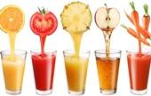 пятно от сока фруктов