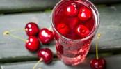 удалить пятно от вишневого сока