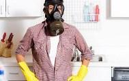 устранить в доме запах дыма