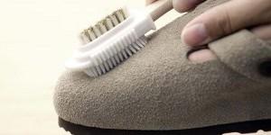 Стирка замшевых кроссовок: машинная или ручная?