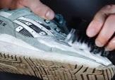 постирать замшевые кроссовки