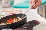 отчистить сковороду с антипригарным покрытием