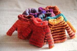 свитер сел