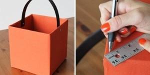 Как декорировать коробки для хранения своими руками