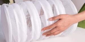 Мешок для стирки белья в стиральной машине – удобное приспособление или очередной рекламный трюк?
