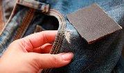 сделать аккуратные дырки на джинсах