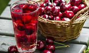 вывести пятно от вишни с ткани