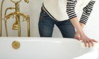 Чем очистить ванну в домашних условиях – доводим до блеска