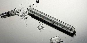 Разбился градусник с ртутью – как быстро ликвидировать опасность?