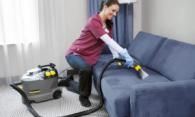 Химчистка мягкой мебели в доме или офисе