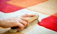 Как правильно чистить шерстяные ковры