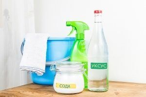 Методы чистки канализационных труб содой, уксусом и другими подручными средствами