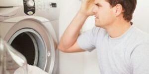 Почему стиральная машинка не работает?