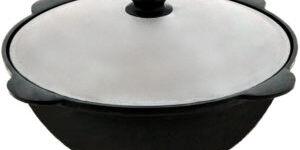 Казан чугунный: как выбрать и подготовить к использованию