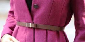 Как постирать драповое пальто, чтобы вещь не потеряла форму