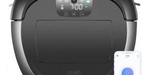 Мощный робот-пылесос iClebo O5 Wi-Fi с интеллектуальной навигационной системой