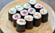 Популярные виды суши и их особенности