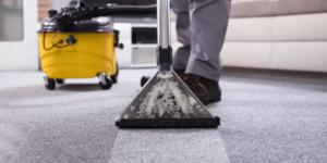 Как проводится профессиональная стирка ковров