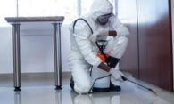 Процедура по дезинфекции домов