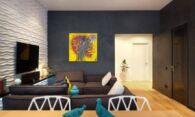 Покраска стен – основные преимущества
