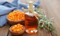 Как отстирать облепиховое масло: боремся со свежими и застарелыми пятнами