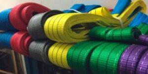 Круглопрядные и ленточные текстильные стропы: характеристики и отличия