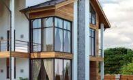 Профессиональное остекление частных домов и коттеджей