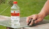 Как очистить стекло от клея, краски, царапин и других сложных загрязнений
