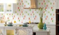 Какие обои выбрать для кухни – изучаем плотность, фактуру и цвет