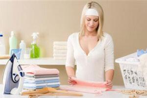 Как гладить вещи новорожденного