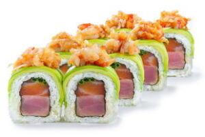 Где готовят вкусные суши и роллы в городе Урай?