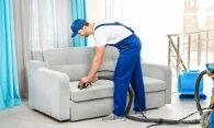 Профессиональная химчистка мебели