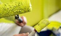 Как снять старую краску со стен, проверенные методы
