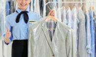 Особенности химчистки одежды
