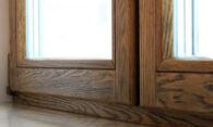 Современные деревянные окна – стильное и практичное решение