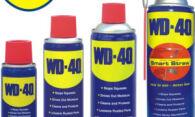 Практичность применения универсальной смазки WD-40