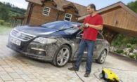Как правильно помыть машину в домашних условиях