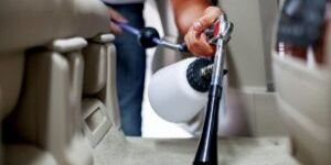 Самые эффективные средства для химчистки салона автомобиля