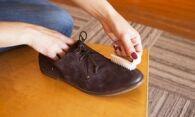 Уход за обувью из нубука или как не испортить дорогие ботиночки?