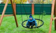 Детские качели гнездо – преимущества приобретения у надежного поставщика