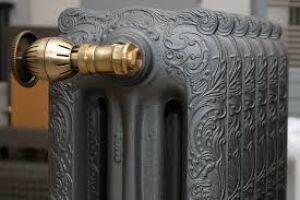 Чугунные радиаторы в ретро стиле – украшение любого помещения